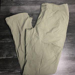 🐙 REI Khaki Athletic Pants
